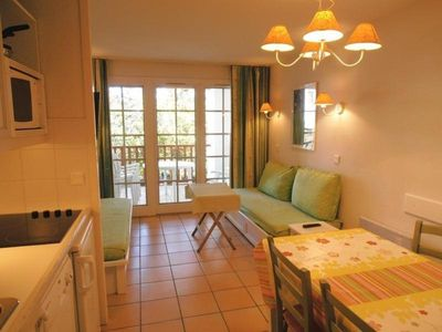 Photo for Apartment Hendaye, studio flat, 4 persons