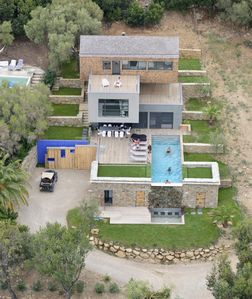Photo for Saint Florent beautiful contemporary house of architect