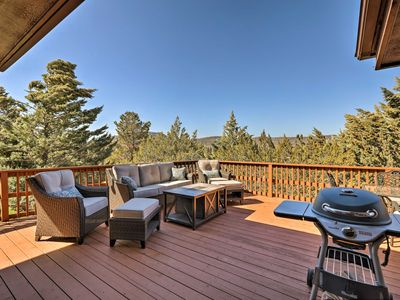 Photo for NEW! Sedona Home w/ Golf, Tennis, & Mtn View Deck!