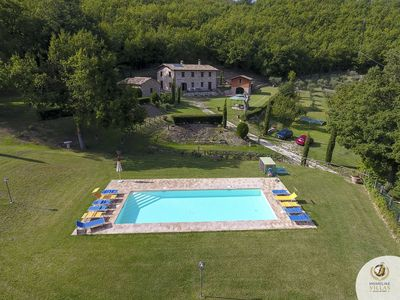 Photo for Villa il Noce, the beauty of staying together again