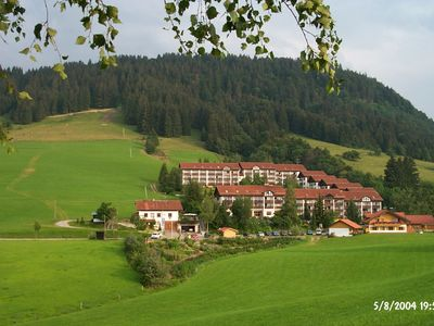 Photo for Holiday flat in very beautiful wander and ski area with indoor swimming pool, el
