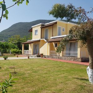 Photo for Explore Corfu from a quiet and spacious house