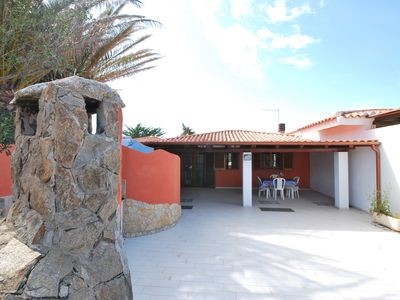 Photo for Villa just 400 meters from the sea with a large veranda