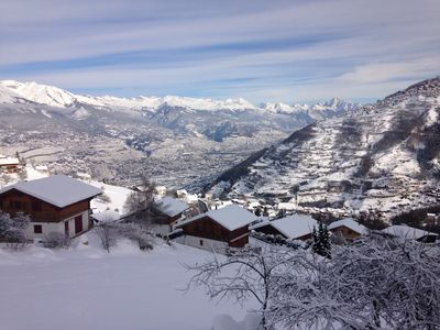 Photo for Village house with character close to Haute-Nendaz and 4 Vallees ski area
