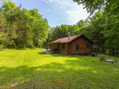 Photo for Charming Cabin Retreat Near Charlottesville, Wineries And Monticello