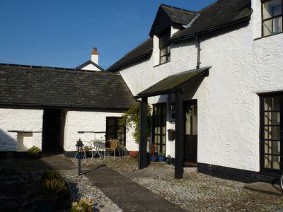Photo for Courtyard Cottage In Wrafton, Braunton, North Devon England