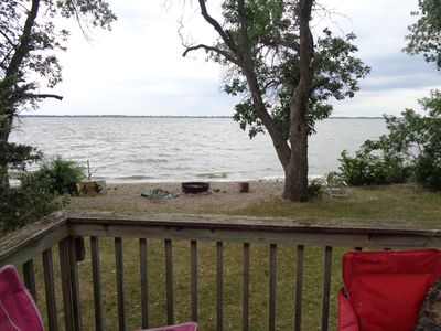 New Listing! Lake Front Cabin on Lake Kampeska