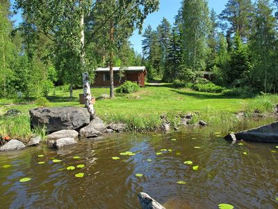 Photo for Vacation home Honka I  in Oravikoski, Finland - 5 persons, 2 bedrooms