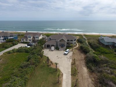 Photo for OCEANFRONT 6br ,Pool,Hot tub,Gameroom New 2019 filling up LOT OF NEW FLOORING