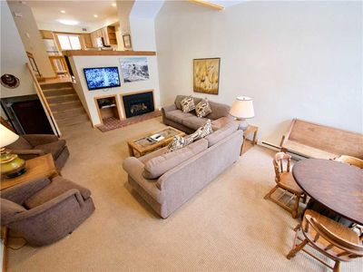 Photo for Marvelous Ski in/ Ski out, 3 Bed/3.5 Bath Cedars Townhome-Walking Distance from Main Street