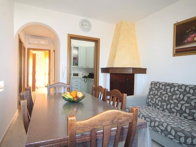 Photo for Cozy apartment 200 meters from the beach