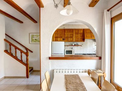 Photo for Vacation home Mimosa I in Dénia - 4 persons, 2 bedrooms