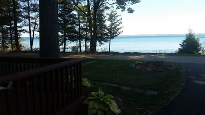 Photo for Beautiful Views Of The Lake From Inside The Cottage