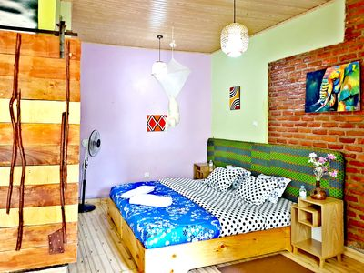 Photo for A charming villa in a quiet area of Kigali. Voted Best Bed&Breakfast/TripAdvisor