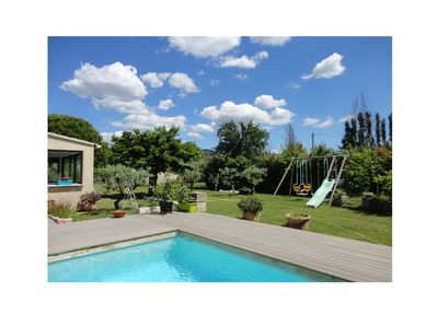 Photo for Between Gordes AND ST REMY DE PROVENCE HOUSE WITH POOL 200 m²
