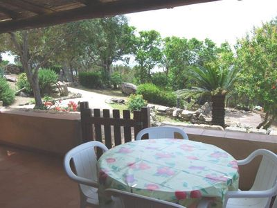 Photo for Cosy Apartment Bilocale G2.11 with Sea View, Private Terrace & Shared Garden; Parking Available, Pets allowed at Extra Fee