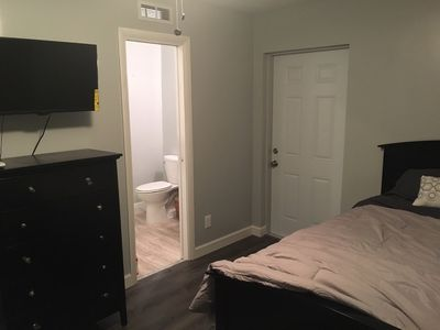 Photo for private room with private bathroom and private entrance
