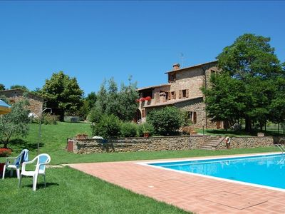 Photo for Wonderful Farmhouse in Tuscany -15% DISCOUNT on 2017