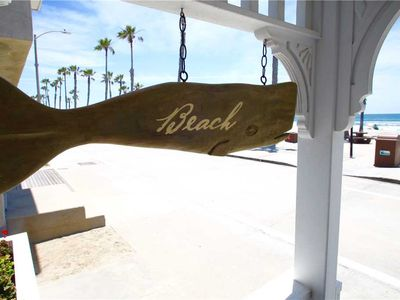 PERFECT LOCATION FOR A FUN GET-AWAY, ONLY A FEW STEPS TO THE BEACH