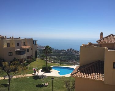 Photo for Stunning views of the Mediterranean, with plenty of sunshine