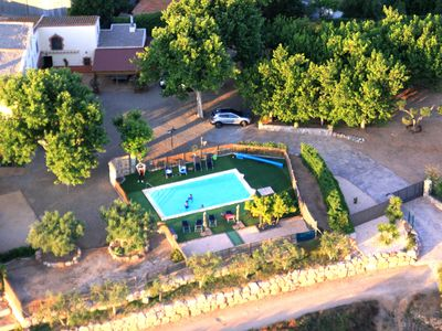 Photo for House with private pool on the Costa Dorada, 12 min from Port Aventura.