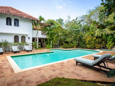 Photo for Mediterranean Casa de Campo Villa, Spacious, Swimming Pool, AC, Free WIFI, Housekeeper