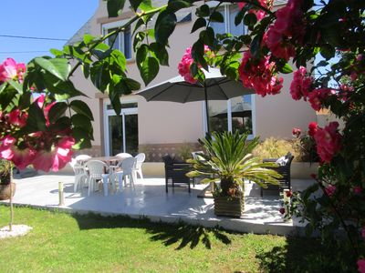 Photo for House near the beach of PORS CARN, classified 3 stars, enclosed garden (animals)