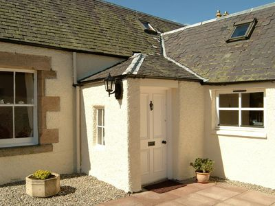 Photo for Attractive detached cottageFinished and furnished to a high standard.1 mile from Inverness city ce