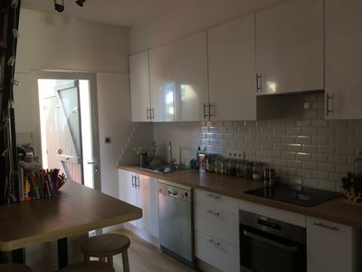 Photo for Town house between sea and calanques
