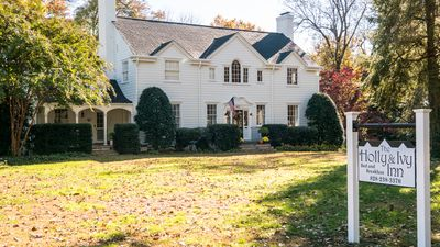 Photo for Relaxing Bed & Breakfast with NO cleaning fee! In Historic Downtown Newton, NC