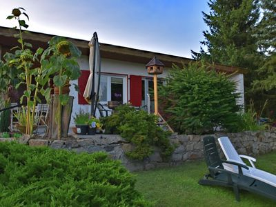 Photo for Detached holiday home in the Harz with garden and a nice terrace