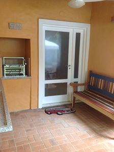 Photo for Charming house in a gated community - Beach 350m