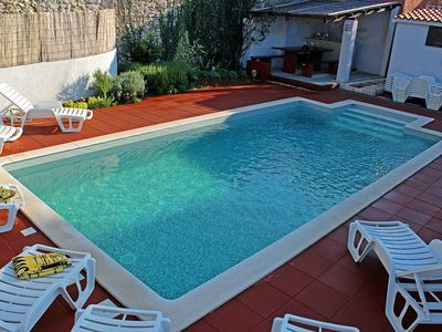 Photo for VILLA with HEATED POOL, QUITE AREA!!!