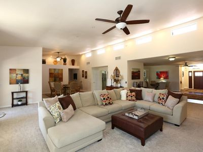 Photo for *JUST LISTED* Luxurious Family-Focused 4 Bedroom/3 Bath North Phoenix Getaway