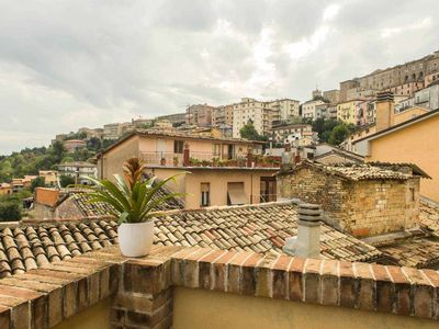 Photo for Casa Casoni - Panoramic apartment on 2 levels