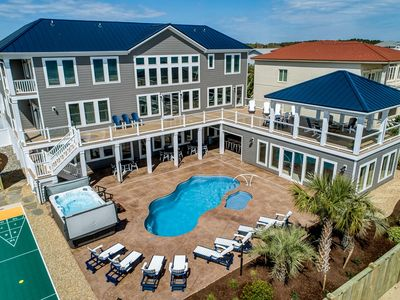 Photo for A Crown Jewel   Oceanfront   Private Pool, Indoor Pool, Hot Tub