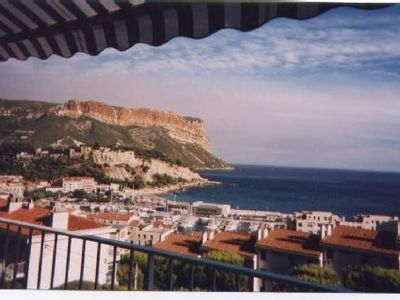 Photo for Apartment Cap Cassis Wonderful sea view port and Cap