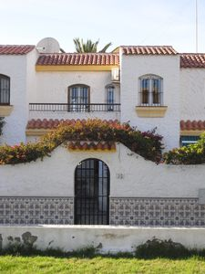 Photo for Typical terraced house (duplex) in the Pueblo Andaluz
