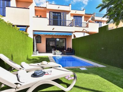 Photo for Vacation home Duplex Meloneras Bahia HH48  in Maspalomas, Gran Canaria - 4 persons, 2 bedrooms