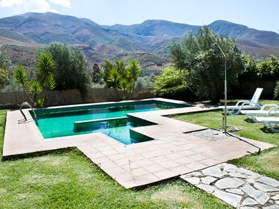 Photo for Rural apartment Cortijo Los Correas for 8 people