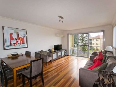 Photo for Tri Level Apartment with a rooftop deck and views to Main Beach!