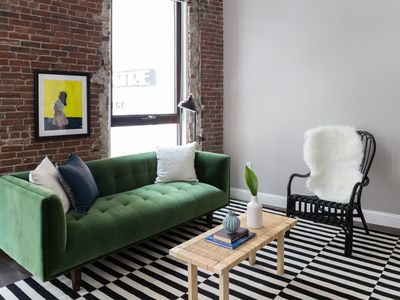Photo for Chic 2BR in Downtown Crossing by Sonder