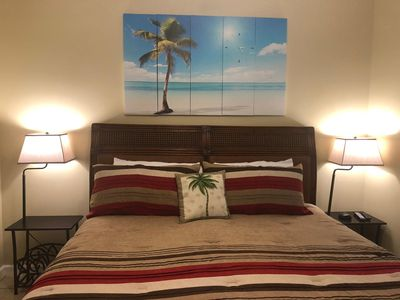 Photo for Oceanfront with WII, NETFLIX and beach service