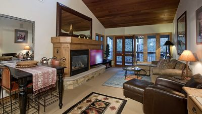 Photo for CR128 by Park City Experience - 2BD condo just steps from lifts at Park City