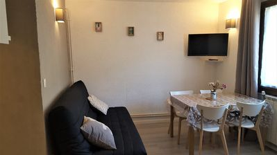 Photo for Nice T2 apartment for 6 people in SERRE-CHEVALIER - Chantemerle