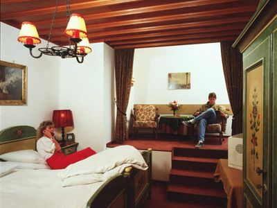 Photo for Double room with shower od. Bathroom, WC - Lintner, Hotel
