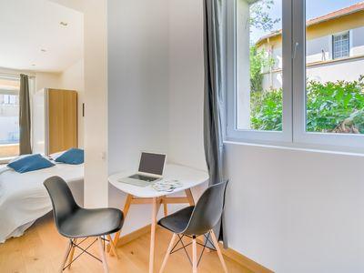 Photo for A renovated studio in Aix city centre near the thermal baths by easyBNB