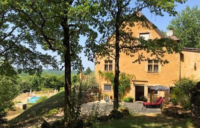 Photo for Luxury private apartment near Les Eyzies & Sarlat
