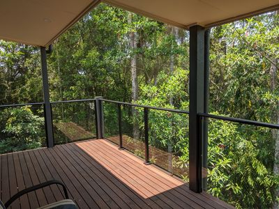 Photo for Treetops Haven- Bushland setting a short stroll to Maleny Centre