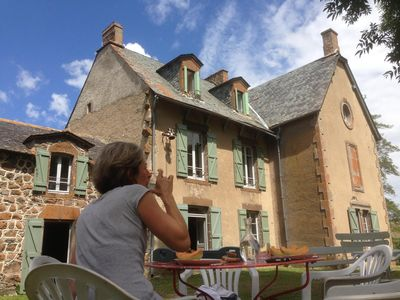 Photo for Lovely house with character in Ségur-les-Villas